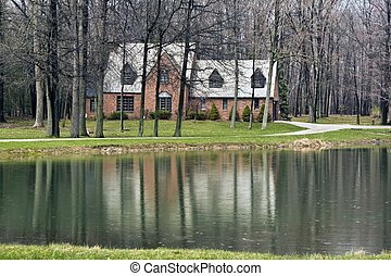 House in Cuyahoga Valley National Park