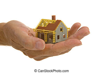 house in hand
