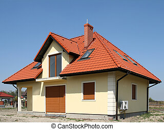 House in Poland