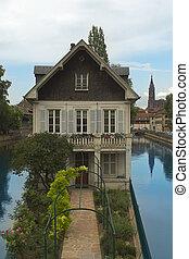 House in Strasbourg