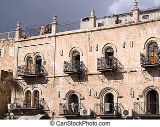 House in the Old City Jerusalem