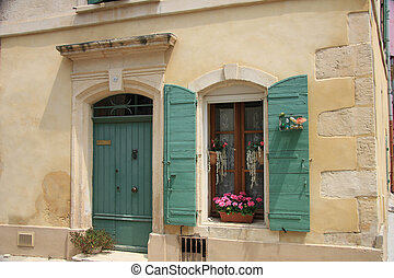 House in the Provence