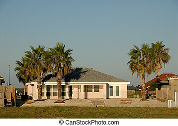 House in the southern United States