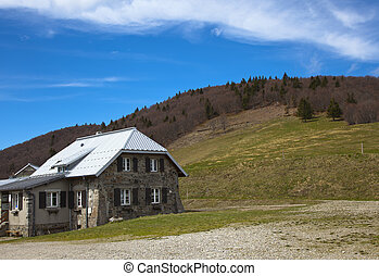 house in the Vosges France