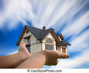 House in Your Hand