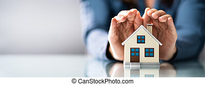 House Insurance Cover And Security. Buy Property