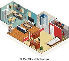 House Interior Concept