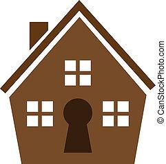 House Keyhole