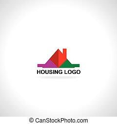 house logo concept
