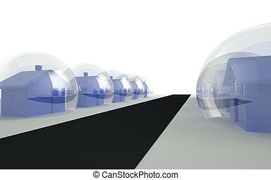 House market bubble