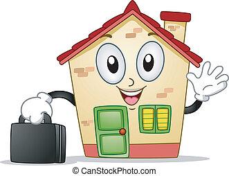 House Mascot