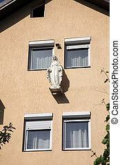 House Missionaries of Charity of the Blessed Mother Teresa of Calcutta  in Skopje