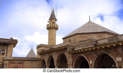 house of haci bektas veli anatolian town mosque house islam sufism 2