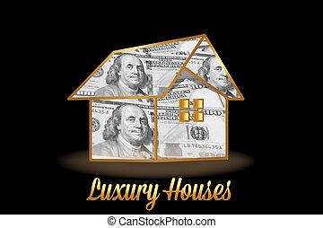 House of money luxury image logo - House of money luxury...