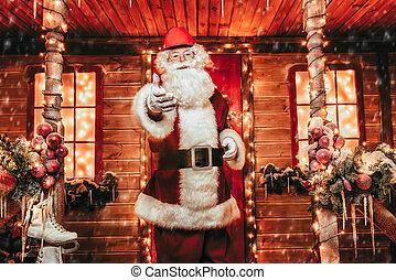 house of santa - Santa Claus is a builder. House of Santa ...