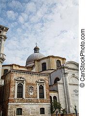 House of the Dead by Venice Church