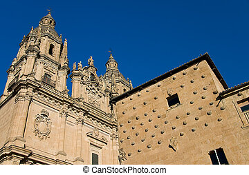 House of the shells, Salamanca, Castilla y Leon, Spain