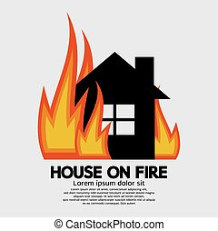 House On Fire Illustrations And Stock Art 3 481 House On Fire