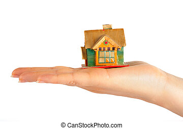 House on the hand