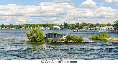 House on the Thousand Islands - House in the Thousand ...
