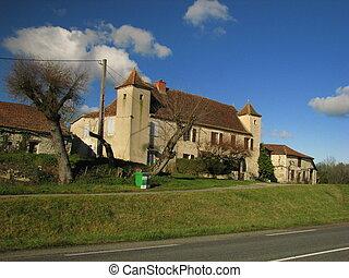 Southwest of France, Dordogne, Perigord, Aquitaine
