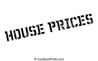 House Prices rubber stamp