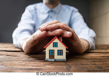 House Property Insurance Cover And Mortgage Security