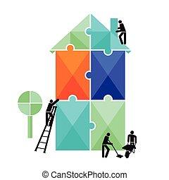 house-puzzle