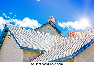 House Roof Roofing Business - House Roof and Roofing...