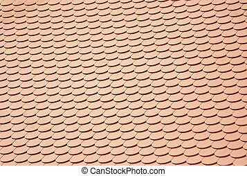 house roof top tile texture bird view