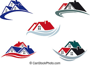 House roofs
