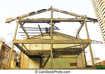 house., struktur