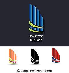 House symbol. Creative design.