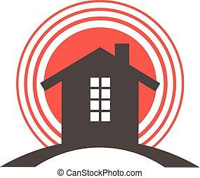 House target logo. Logo design