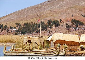 House Titicaca
