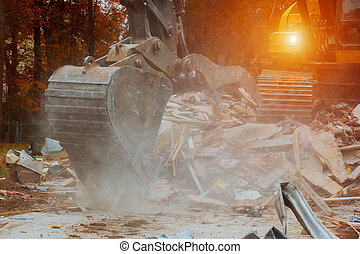 house tragedy house decommissioning