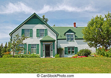 Green Gables - house used as location for Anne of Green...