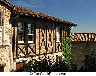 House, Village of Penne-Agennais