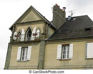 House, window,