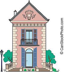 19th century house