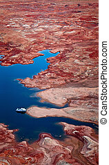 Pictures taken from remote Arizona place called Alstrom Point