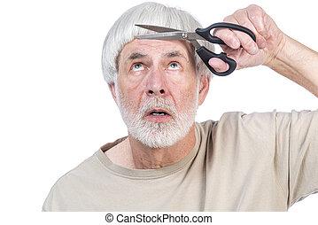 Housebound Haircut 2