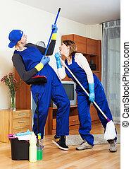 housecleaners , καθαριότητα σπιτιού