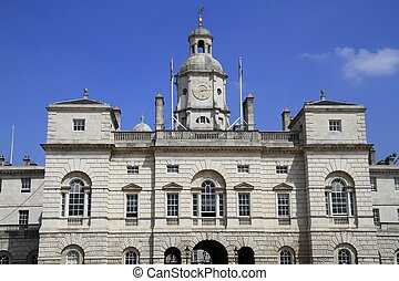Household Cavalry Museum Building in London