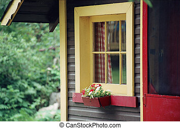 housekeeping cottage - rental cottage