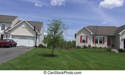 Houses, Homes, Dwellings,