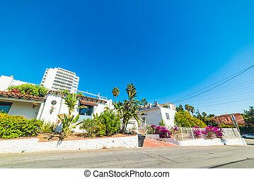 Houses in Los Angeles
