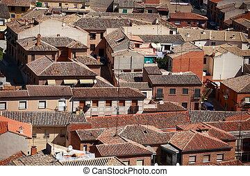 Houses in Toledo