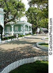 houses-museum, macao
