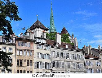 Houses of Geneva